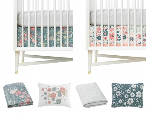 Posey Crib Bedding DwellStudio