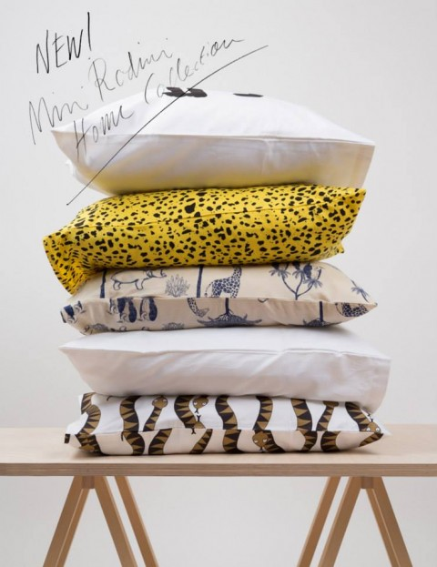 New Mini Rodini Home bedding 2014