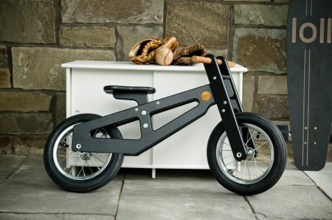 Heritage Balance Bike From Loll Designs