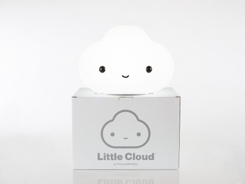 Paul Kasmin Shop FriendsWithYou Little Cloud Lamp Sculpture