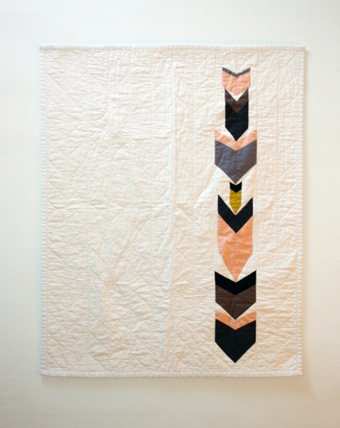 arrows1 Drawn Home Quilt
