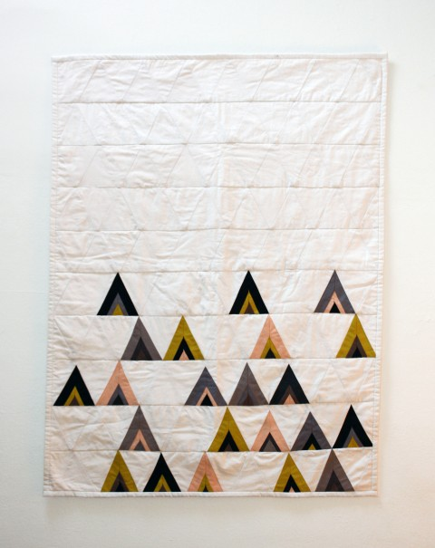 tents2b Drawn Home Quilt
