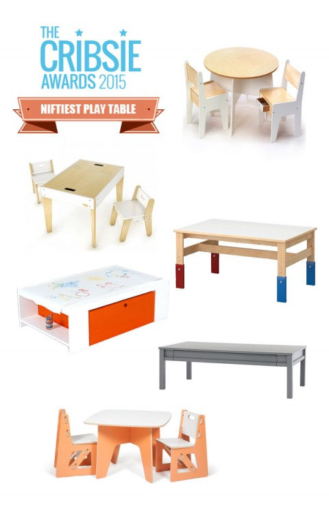 Cribsies Play table