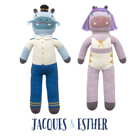 Jacques and Esther