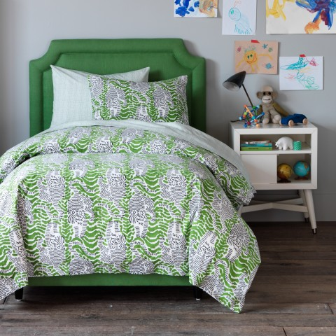DwellStudio-Tiger-Block-Print-Duvet-Set