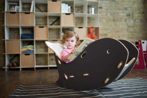 Whale Chair from Sprout