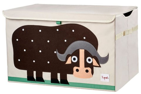 3 sprouts water buffalo toy box