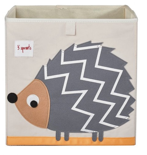 3 sprouts hedgehog storage bin