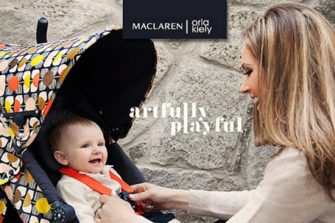 Maclaren Orla Kiely Collaboration