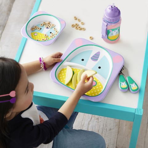 Zoo Tableware Unicorn Skip Hop
