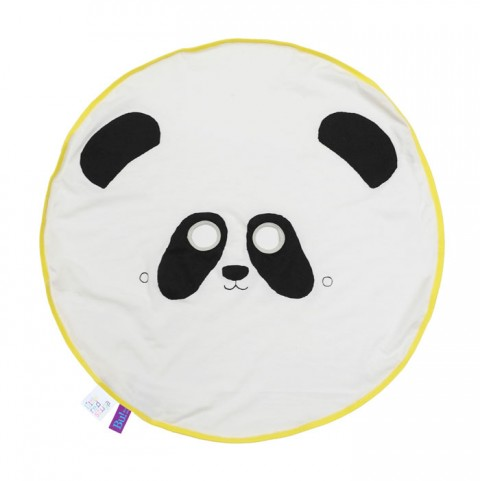 Bu Panda Blankie from Little Red Stuga at Fine Little Day