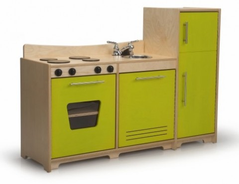 Contemporary Kitchen Toddler Combo