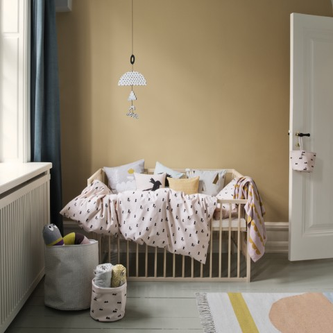 ROSE RABBIT BEDDING - BABY