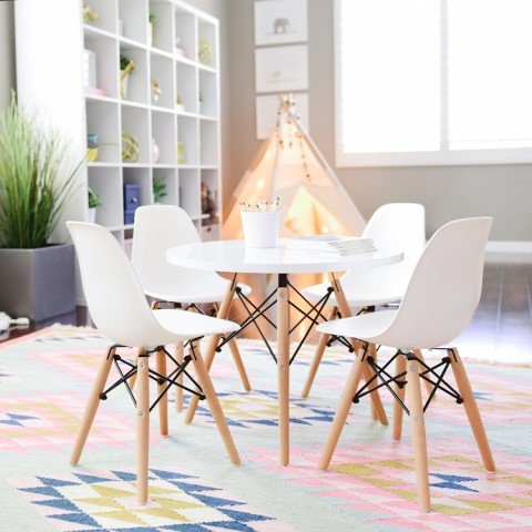 Houston's Nursery by Kailee Wright play table