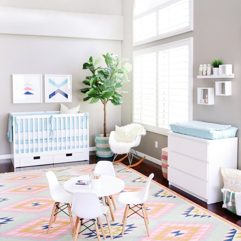 Houston's Nursery by Kailee Wright overview