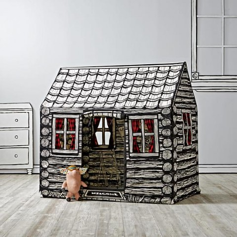 log-cabin-playhouse