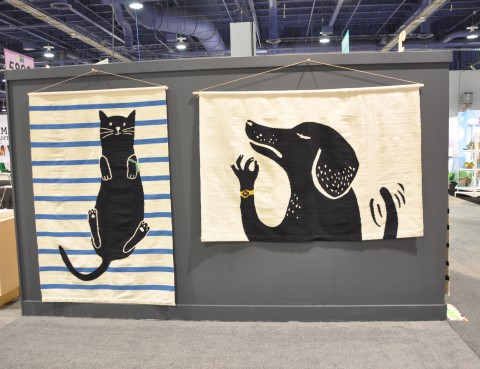 Oeuf at ABC Kids Expo 2015 rugs