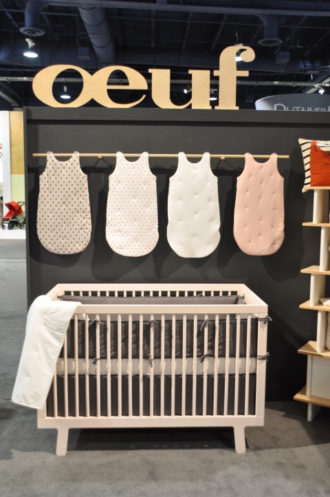 oeuf at abc kids expo - Oeuf Sparrow Crib