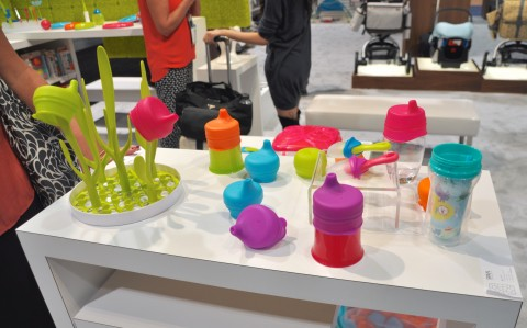 Boon at ABC Kids Expo 2015