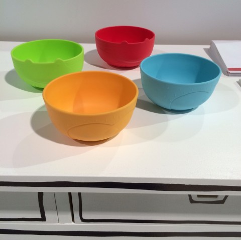 jj rabbit bowls at ABC Kids Expo 2015