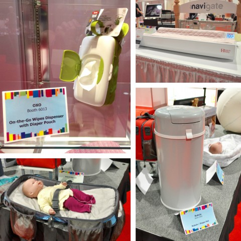 New Products Showcase Diapering