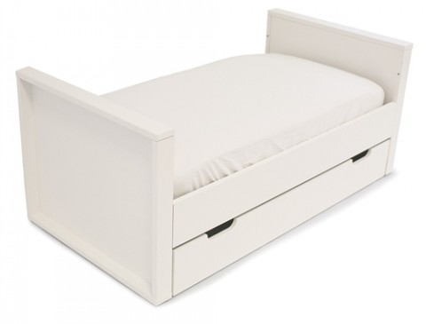 P'kolino Bianco Convertible Crib toddler bed