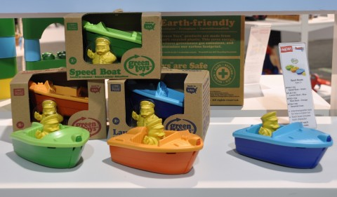 Green Toys at ABC Kids Expo 2015