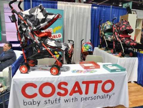 Colorful Cosatto Strollers
