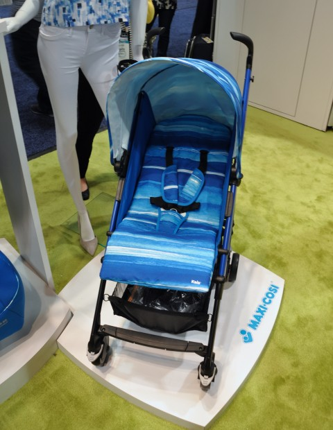Maxi Cosi Blue Car Seat