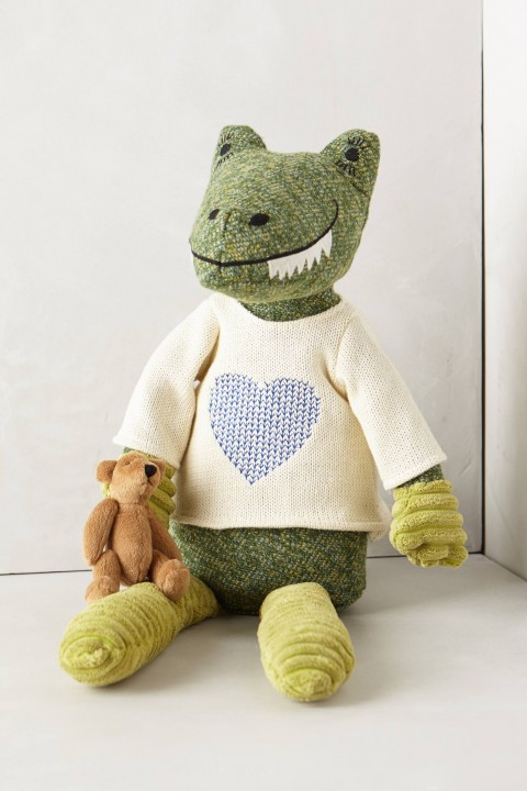 Ally Animal plush alligator