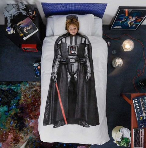 KIDS' SNURK™ STAR WARS™ BEDDING Darth Vader copy