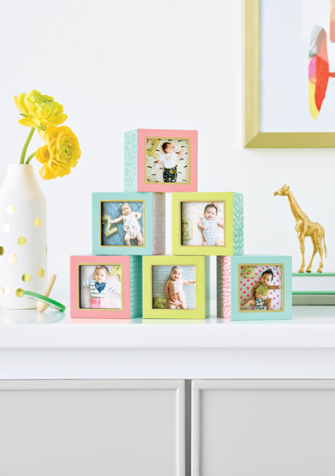 Oh Joy! for Target nursery collection photo blocks