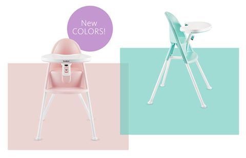 Baby Bjorn high chair new colors