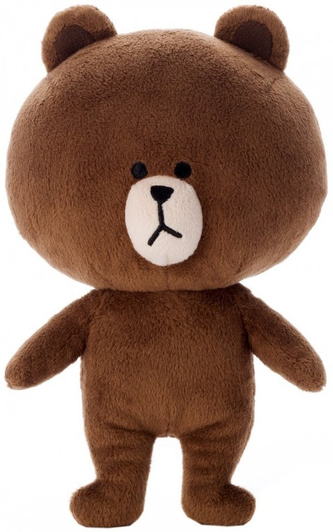 Line Friends Brown Bear