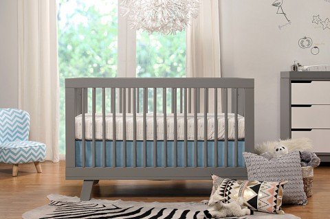 Babyletto Gray Husdon Crib
