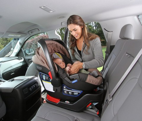 britax safecell-infant