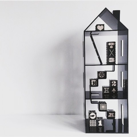NOIR ATTIC HOUSE Mint Rhapsody