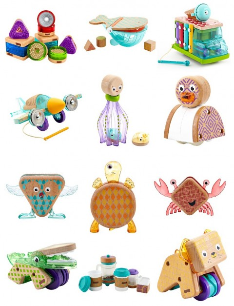 Fisher Price Wooden Toys