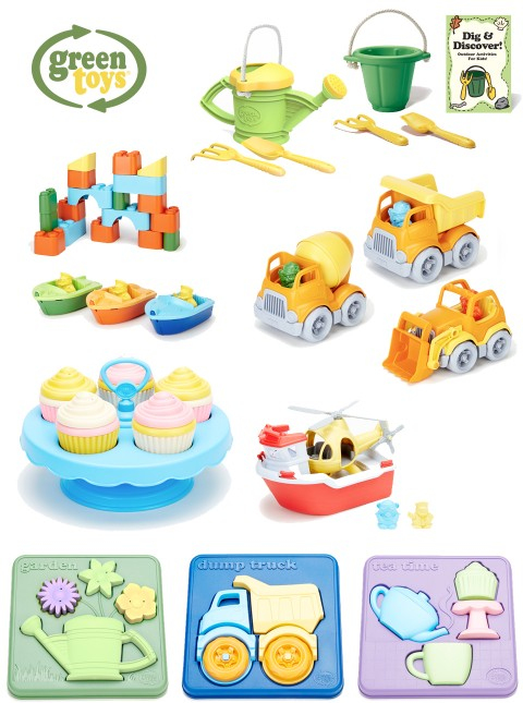 Green Toys New 2016
