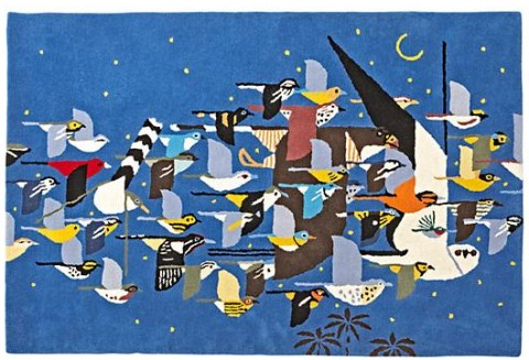 charley-harper-flock-of-birds-rug