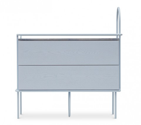 margaux dresser front from Nursery Works