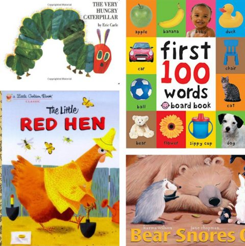 Baby Board Books 1