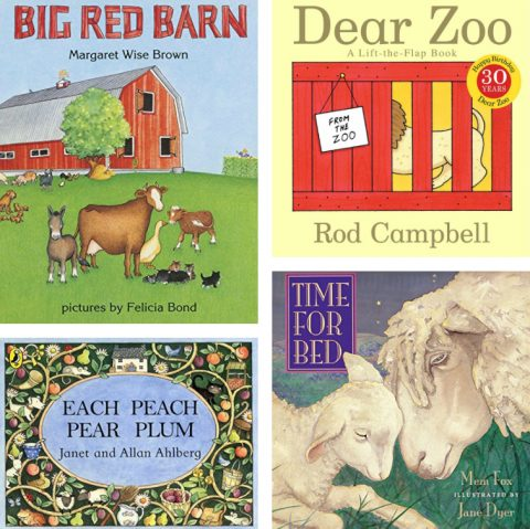 Baby Board Books 4