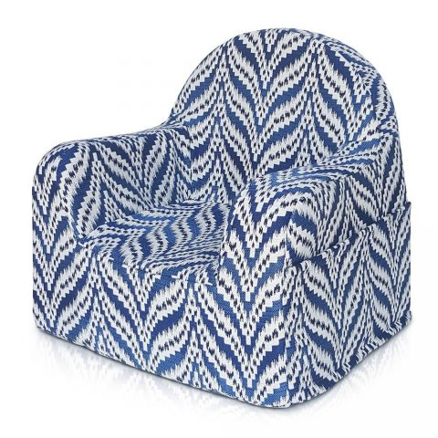Little Reader chair Special Edition Furn Luxe - Indigo/Blue
