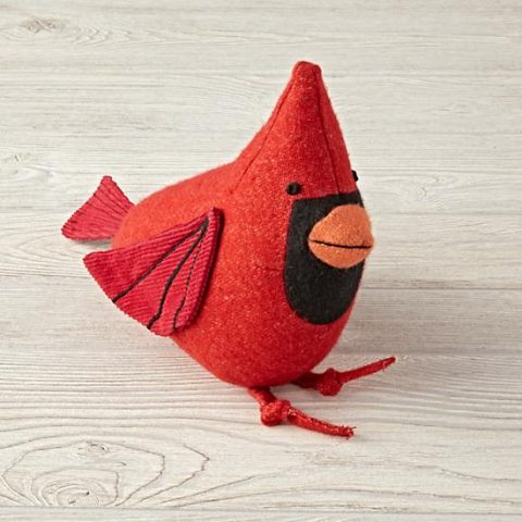 charley-harper-cardinal-stuffed-animal