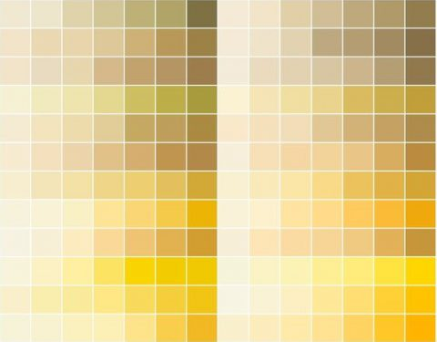 Lullaby Paints yellow choices