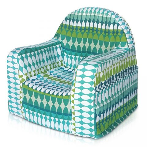 Little Reader Special Edition Chair | Quito Breeze/Green