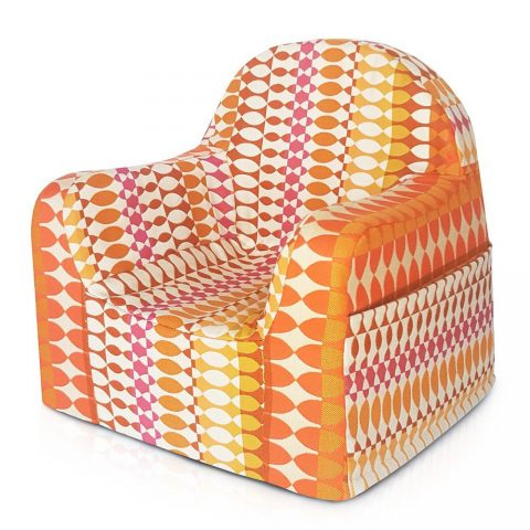 Little Reader Chair Special Edition | Quito Daybreak Orange