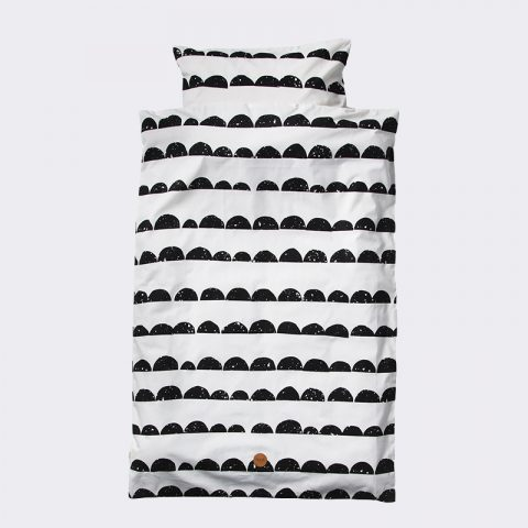 Half Moon Baby Bedding