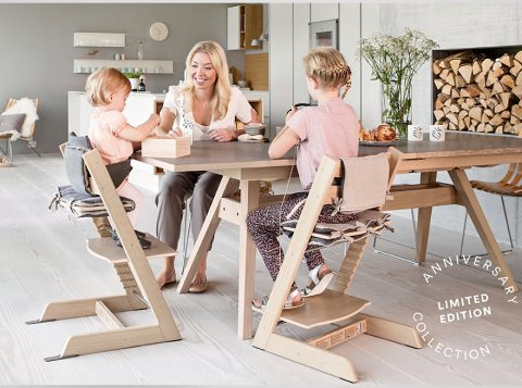Stokke anniversary edition «